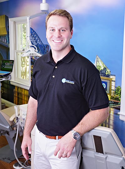 Dr. Brian Webb of Webb Orthodontics